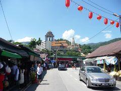 極楽寺は、1890年から20年の歳月をかけ建立された寺院 東南アジア最大級の仏教寺院。【料金】無料 【住所】1000-L, Tingkat Lembah Ria 1, 11500 Ayer Itam, Pulau Pinang