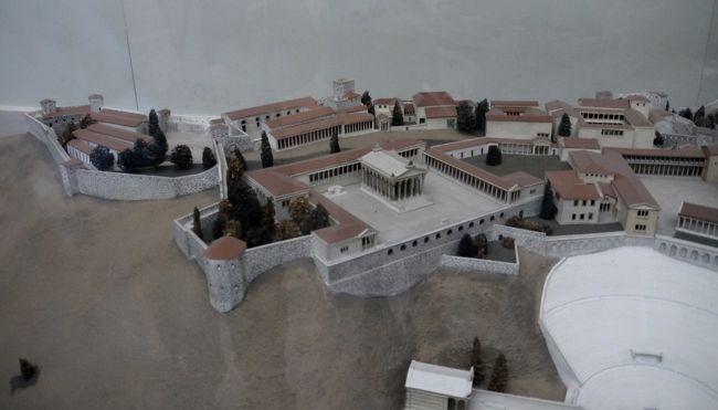 ベルリン出張旅行,ついでにセルビア3-Pergamon(ペルガモン)博物館1