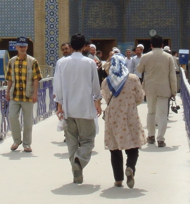 イラン女性の服装から考える。』イランの旅行記・ブログ by yuk-ina ...