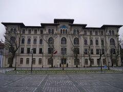 更に歩いていくと左手山側に、トルコイスラム美術博物館が見える。今回はパス。