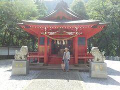 椎葉厳島神社 安芸の宮島厳島神社の御霊を分祀 椎葉厳島神社として建立したと言われている。