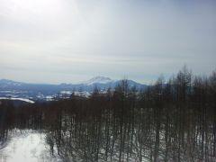 浅間山がキレイに見えた!