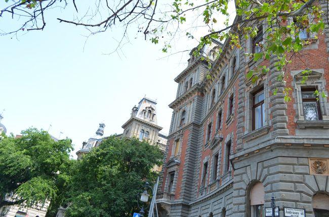 4歳娘と二人でブダペスト、プラ...