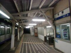亀山駅までやってきたら