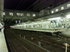 関西まで戻ってきました。写真は木津駅……かな?