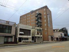 本日の宿泊は新山口駅前のコンフォートホテル新山口に宿泊。