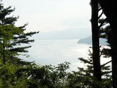 奥琵琶湖パークウェイを走りながら...