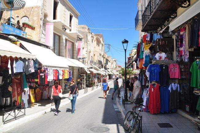 クレタ島の一番美しい町ハニア。