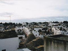 とんがり屋根の村アルベロベッロ