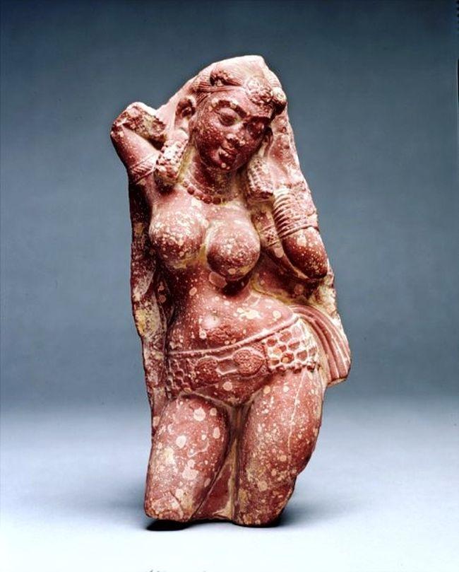 インド幻想行【06】マトゥラー:ガンダーラと同時期の仏像誕生の地