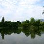 街のど真ん中にこんな自然の公園が・・・札幌は緑の多い街でいいですね。