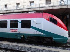 ローマの巨大な終着駅テルミニ駅、空港からの列車を始め