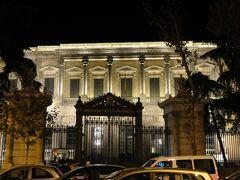 国立考古学博物館 Museo Arqueologico Nacional(MAN)は改装工事中。 この秋オープンするって言ってたくせに、もう2013年終わろうとしてるのに開館日程の発表なし。