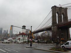 ブルックリンブリッジでつながる