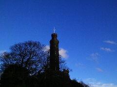 ネルソン記念塔。