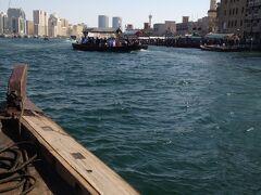 アブラ船乗船 市民の足