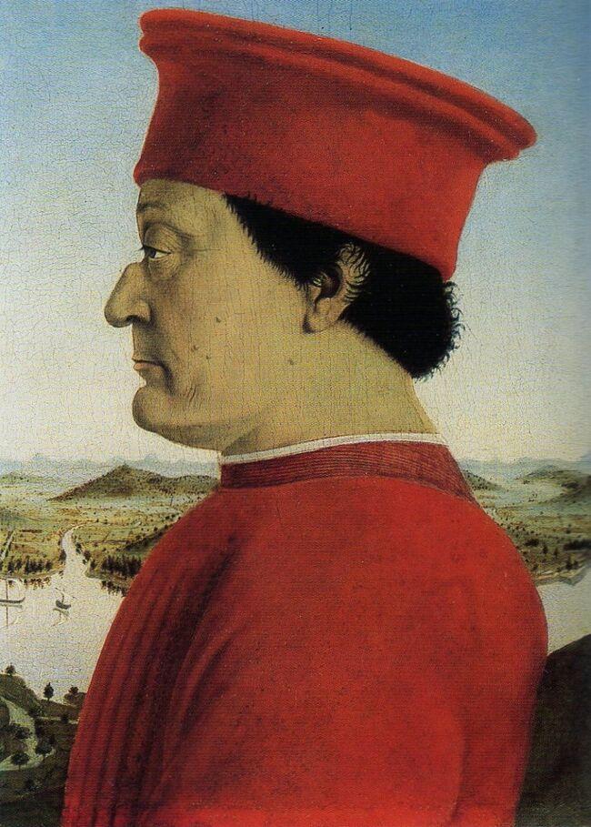2013秋、イタリア旅行記2(52:補遺3):ウフィッツィ美術館の展示品(1/2):公式ガイドより