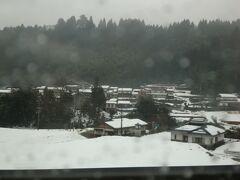 昨年末60cmも積雪があったと地元の人が話されていた。  家々の屋根に...