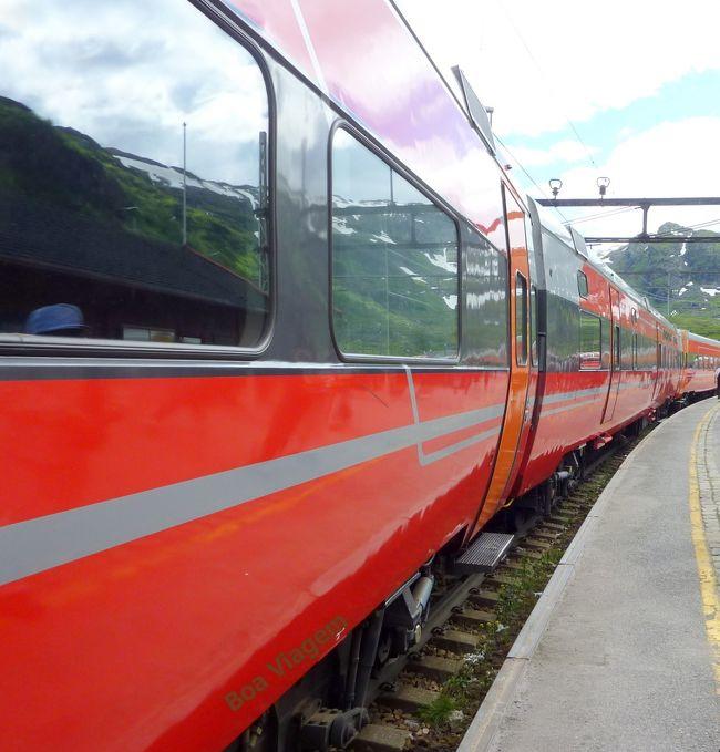 とっておきのノルウェー あまたの巨大な滝が壮観!フロム鉄道の旅 ...