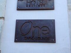 朝食は歴史あるhotelで。  ここ1850。 160年以上の歴史を持ったhotelです。