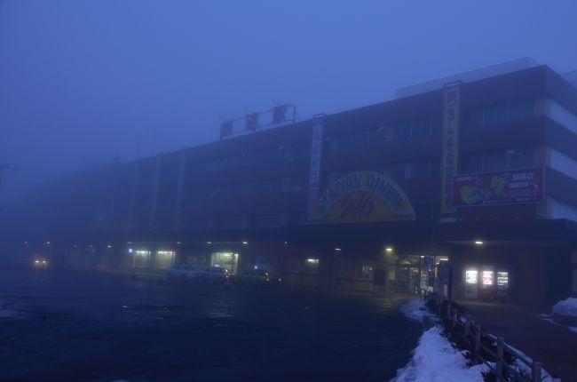 冬の北海道、道東・道央地方を巡る旅 ~釧路湿原のタンチョウに会いに茅沼駅に訪れてみた~