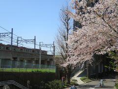 大井町線が走ります。