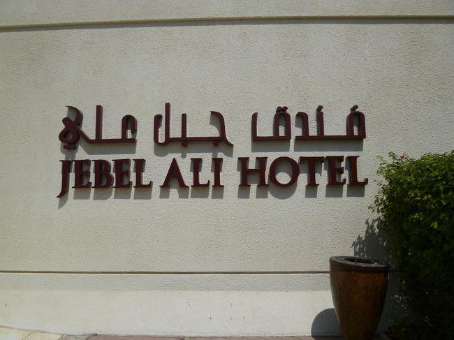 40分程乗りまして、目的地に到着!!<br />ジュベルアリホテルにあるアクティビティです。