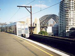 シドニーの地下鉄。