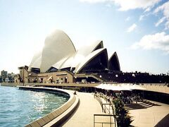 3週間かけてのオーストラリア一周最後の都市は、ここシドニー。