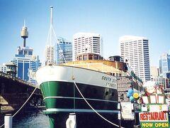 シドニーの中で最も開発が進んでいる地域、ダーリング・ハーバー。