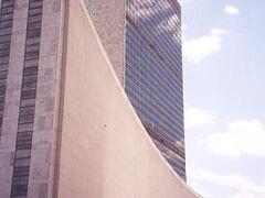 NYにある国連本部。