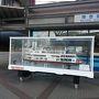 まずはレッスン1  「光と水と風を感じちゃえ!」  せっかく琵琶湖に来たんですから 定番琵琶湖周遊ミシガンクルーズ船に 乗っちゃうよ!  大津港にやって来た??    http://www.biwako-otsukan.jp/