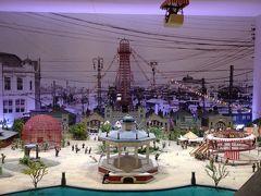 新世界は昔ルナパークという西洋式のテーマパークだったんですって〜