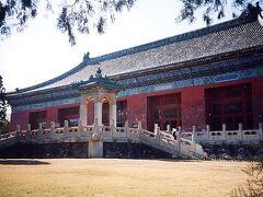 こちらの写真は斎宮と呼ばれる建物で、寝殿として使われていた。宮殿内には大鐘があり、除夜の鐘気分で耳を傾けてしまった。