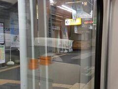 ダイヤ通り… 順調に福島から米沢にも入り、  22:30頃に山形駅着の予定だったのですが  ( ・◇・)?…