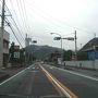 廃校は雨の中に・・・・浅川小学校