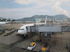 【帰国チーム】 JL026便 15:15発 → 羽田20:25着 B777-200