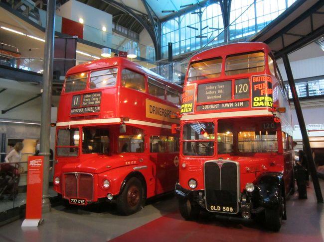 ロンドン交通博物館