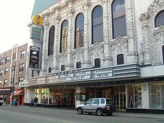 """全米にネットワークを持つ唯一のインディペンデント劇場チェーン、""""ランドマーク・シアター""""のシカゴにある映画館の1つ"""