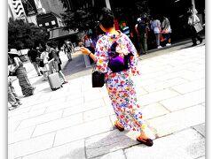 最近、浴衣を羽織る若い女性が増えてきましたか?。何ででしょうか?駅でも道でもたくさん見掛けました。でも浴衣って、清楚感漂い.......美しい〜すばらしい〜日本文化。