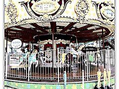 ところで、この花やしきの運営の変遷ですが......  戦時下にて1935年(昭和10年)に仙台市立動物園に動物を売却し事実上閉園となり、その後1939年(昭和14年)須田町食堂(のち「聚楽」)が買収し、名称も.....『食堂遊園地浅草楽天地』に変更されたそうです。え!?食堂っ!?