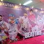 ☆豪華選手陣のテニス公開練習(1)☆ JTA SATURDAY @楽天ジャパンオープン 2014