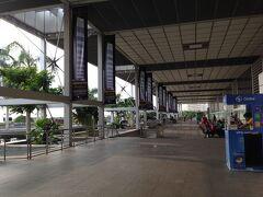 マニラ空港にてトランジット