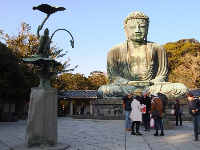 坂東三十三観音巡礼2 1自転車で巡る鎌倉江ノ電と大仏