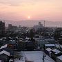2014年の締めくくりは東北へ(その2、世界文化遺産平泉)