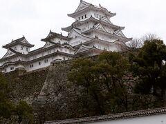 国宝『姫路城』松本城、彦根城と三大国宝のお城を見ました。