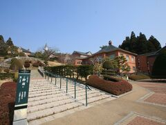 ここで城巡りは休憩して、函館界隈をウロついてみることにしました。 せっかくレンタカーがあるので、クルマでないと行きづらいトラピスチヌ修道院に行ってみました。