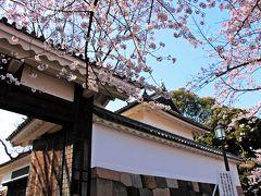 旧江戸城・北の丸公園の田安門が、本日のスタート・ポイント。 田安門は寛永13年(1636年)に作られた江戸城の門で、現存する旧江戸城建築遺構のうちで最古のものだ。