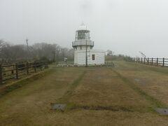 禄剛埼灯台 この付近は、能登半島国定公園になっています。