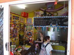 こちらも人気店との事。 ドイツカフェかな?ジャーマン・タッカー  キュランダはとても小さく、あまり飲食店がないのが残念ですね。